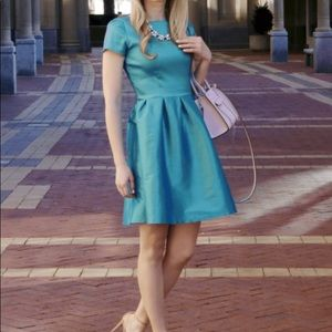 NWT Shabby Apple Nutcracker Dress Green